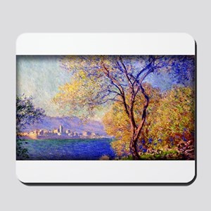 Antibes Seen from the Salis Gardens 01, Monet, Mou