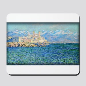 Antibes, Afternoon Effect, Monet, Mousepad