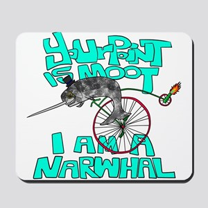Narwhal Mousepad
