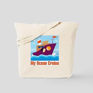 Ocean Cruise Tote Bag
