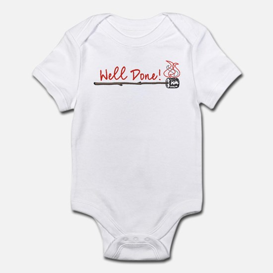 Well Done Infant Bodysuit