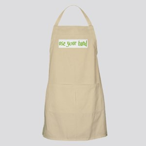 USE YOUR HAND BBQ Apron