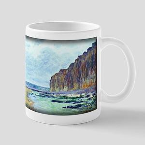 Low Tide at Varengeville 02, Monet, Mug