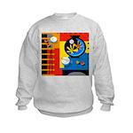Art Shirt-'Studio' Kids Sweatshirt
