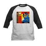 Art Shirt-'Studio' Kids Baseball Jersey