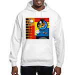 Art Shirt-'Studio' Hooded Sweatshirt