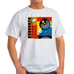 Art Shirt-'Studio' Ash Grey T-Shirt