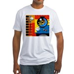 Art Shirt-'Studio' Fitted T-Shirt