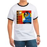 Art Shirt-'Studio' Ringer T