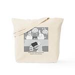 Dull House Tote Bag