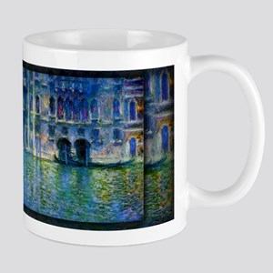 Monet Painting, Palazzo da Mulla, Mug