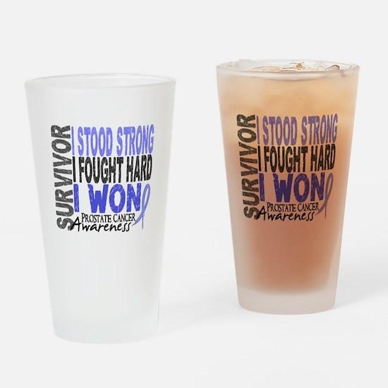 Survivor 4 Prostate Cancer Shirts and Gifts Drinki