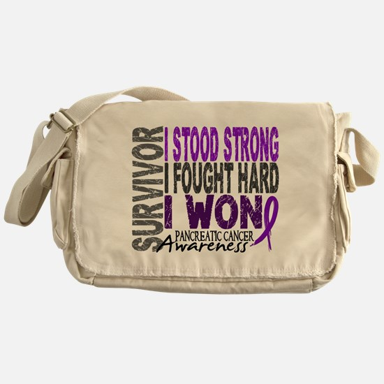 Survivor 4 Pancreatic Cancer Shirts and Gifts Mess