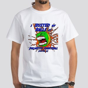 Palmetto Paintball Busted Balls T-Shirt