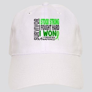 Survivor 4 Lymphoma Shirts and Gifts Cap