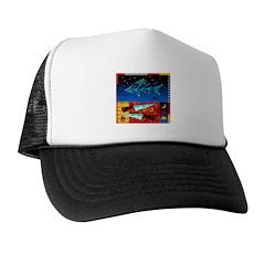 Art Shirt - 'Star over Fuji' Hat