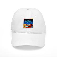 Art Shirt - 'Star over Fuji' Cap