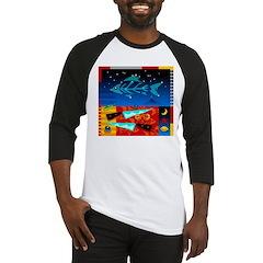 Art Shirt - 'Star over Fuji' Baseball Jersey