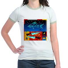 Art Shirt - 'Star over Fuji' T