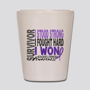 Survivor 4 Hodgkin's Lymphoma Shirts and Gifts Sho