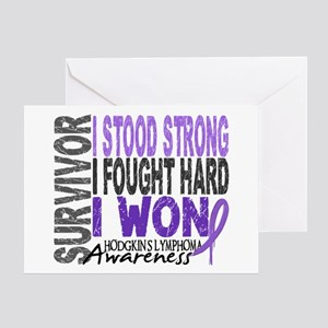 Survivor 4 Hodgkin's Lymphoma Shirts and Gifts Gre