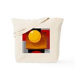 Art Shirt - 'Model of the Sun Tote Bag