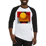 Art Shirt - 'Model of the Sun Baseball Jersey