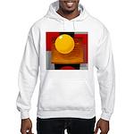 Art Shirt - 'Model of the Sun Hooded Sweatshirt