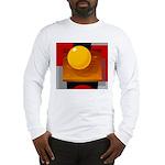 Art Shirt - 'Model of the Sun Long Sleeve T-Shirt