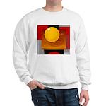Art Shirt - 'Model of the Sun Sweatshirt