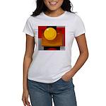 Art Shirt - 'Model of the Sun Women's T-Shirt