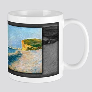 Pourville, near Dieppe, Monet, Mug