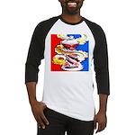 Art Shirt - 'Can' Baseball Jersey