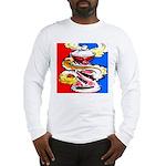 Art Shirt - 'Can' Long Sleeve T-Shirt