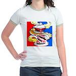 Art Shirt - 'Can' Jr. Ringer T-Shirt