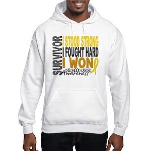 b74f1ac20e6 Survivor 4 Childhood Cancer Shirts and Gifts Hoode