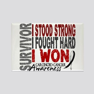 Survivor 4 Carcinoid Cancer Shirts and Gifts Recta