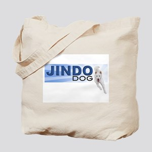 Jindo run Tote Bag