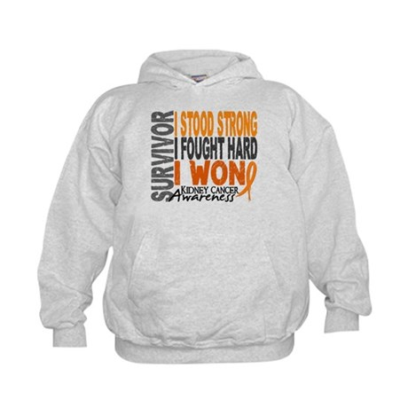 Survivor 4 Kidney Cancer Shirts and Gifts Kids Hoo