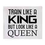 Train like a king but look like a Queen Stadium B