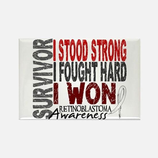 Survivor 4 Retinoblastoma Shirts and Gifts Rectang
