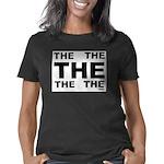 THE image white Women's Classic T-Shirt
