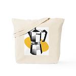 Pop Art - 'Coffee Pot' Tote Bag