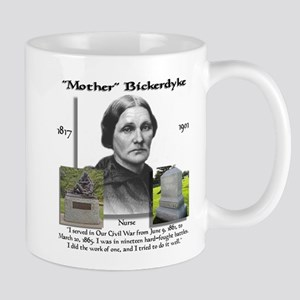 "Mary Ann ""Mother"" Bickerdyke Mug"