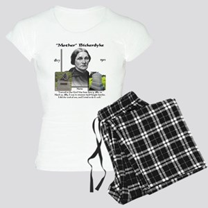 "Mary Ann ""Mother"" Bickerdyke Women's Light Pajamas"