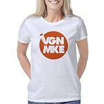 Vegan Milwaukee Logo Women's Classic T-Shirt