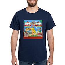 Gottlieb® Aloha Pinball Dark T-Shirt