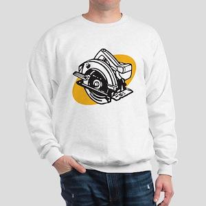 Pop Art - 'Circular Saw' Sweatshirt