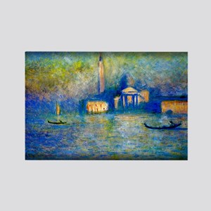 San Giorgio Maggiore, Twilight Monet, Rectangle Ma