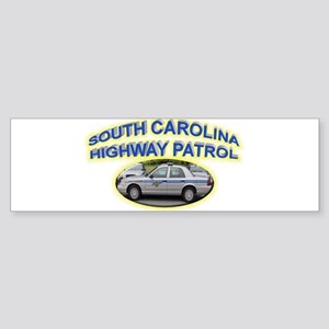 South Carolina Highway Patrol Sticker (Bumper)